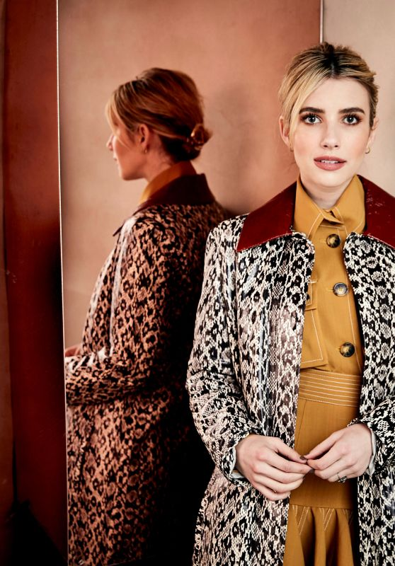 "Emma Roberts – ""Paradise Hills"" Portrait Session at the 2019 Sundance Film Festival"