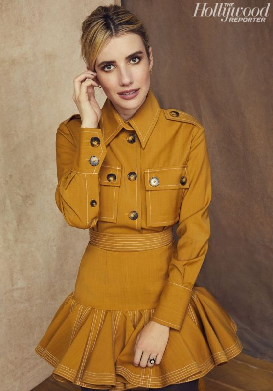 Emma Roberts – THR Portraits at Sundance Film Festival 2019