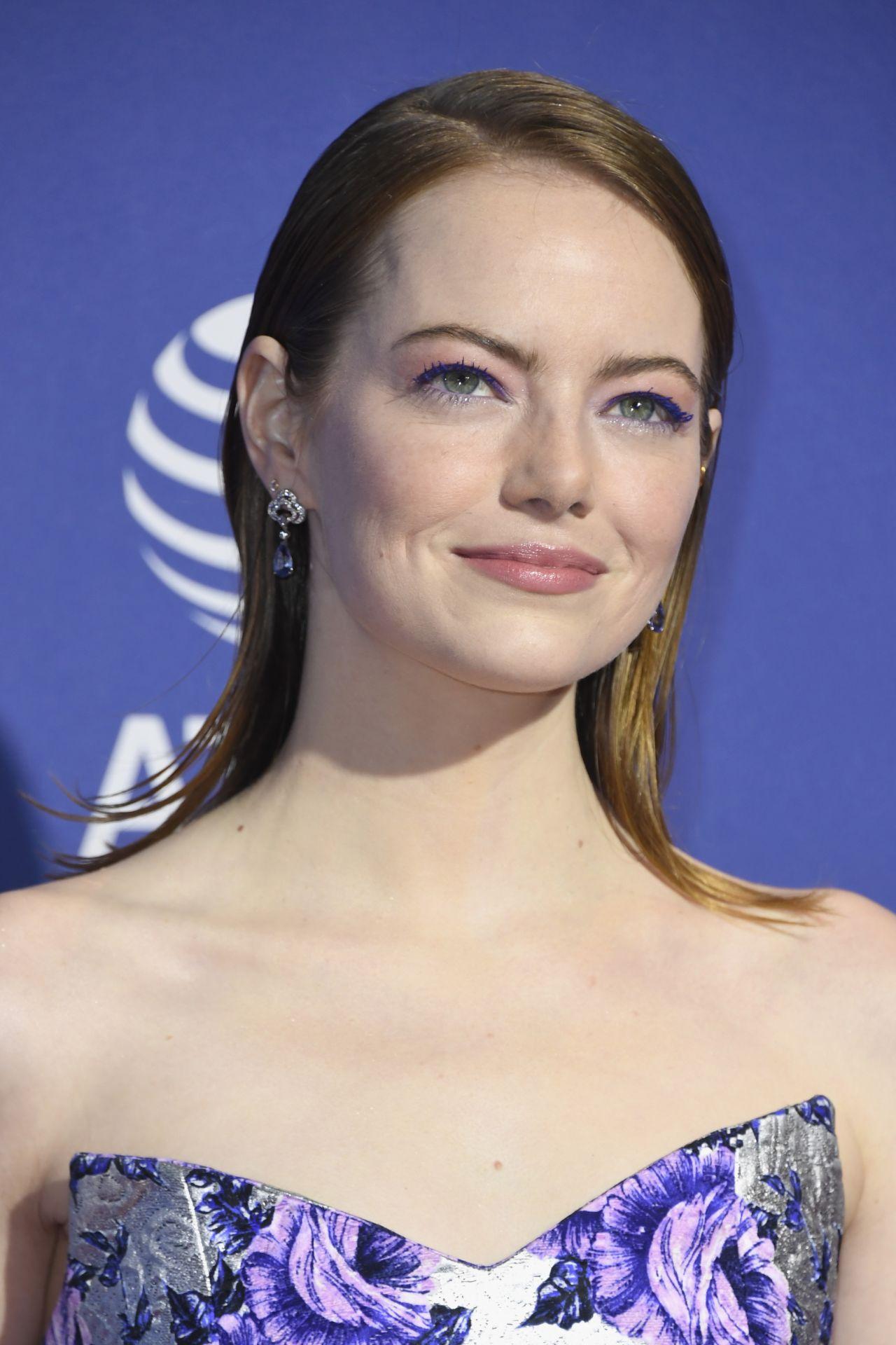 Emma Stone 2019 Palm Springs International Film Festival