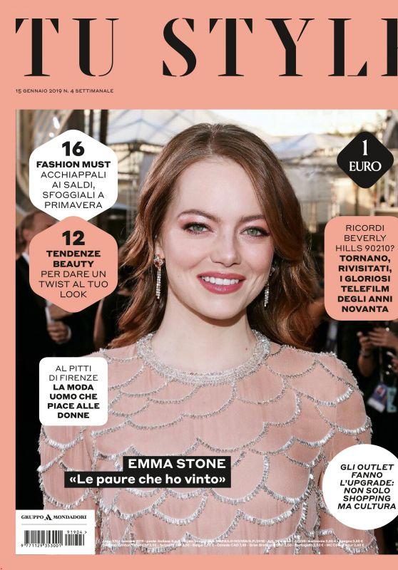 Emma Stone - Tu Style 01/15/2019