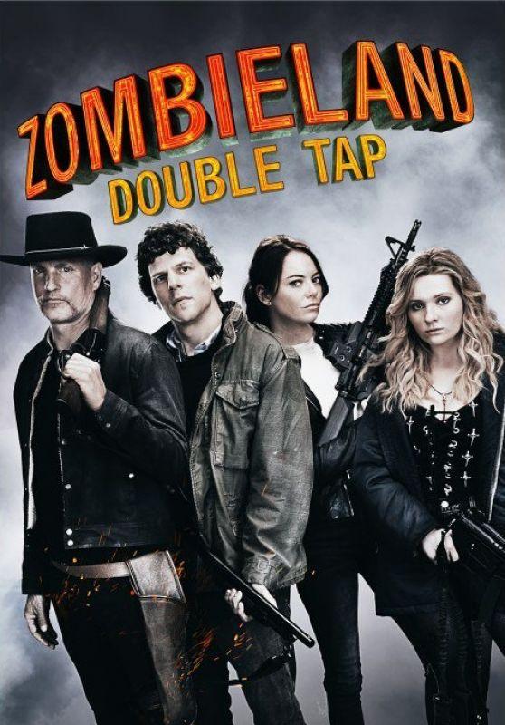 "Emma Stone - ""Zombieland: Double Tap"" Promo Poster"