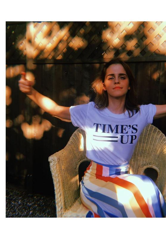 Emma Watson - Personal Pics 01/05/2019