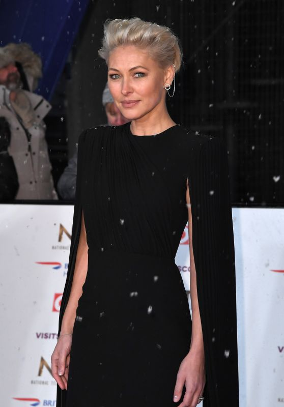 Emma Willis – National Television Awards 2019