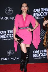 Esther Anaya – On The Record Grand Opening in Las Vegas