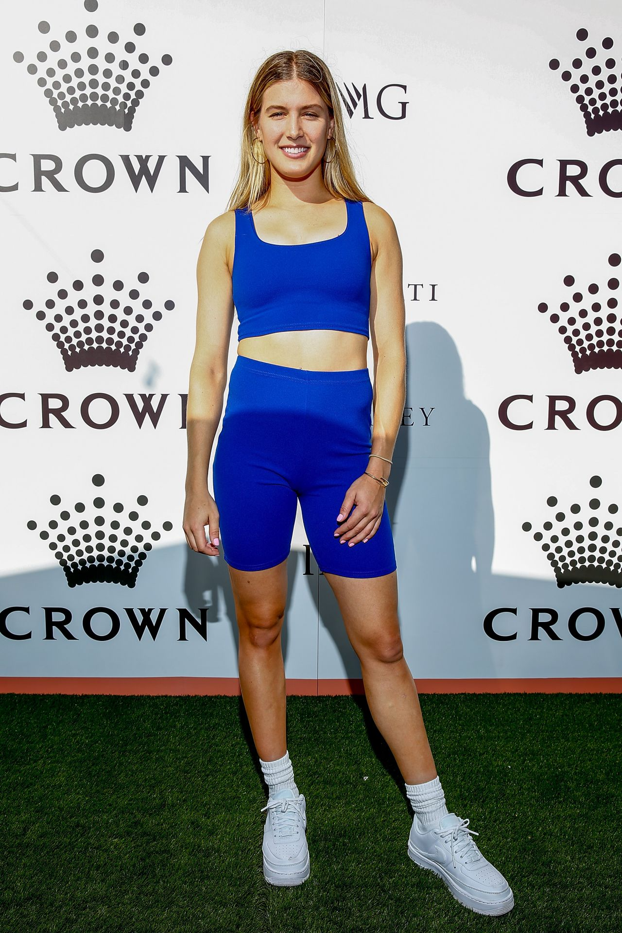 Eugenie Bouchard – Crown IMG Tennis Party in Melbourne 01/13/2019