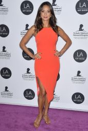 Eva LaRue – LA Art Show Opening Night Gala 01/23/2019