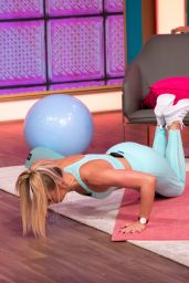 Ferne McCann - This Morning TV Show in London 01/09/2019