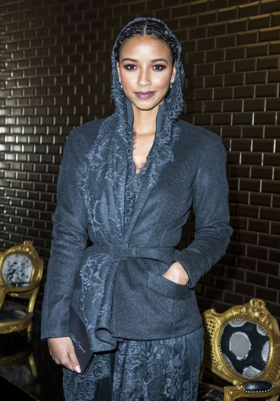 Flora Coquerel – Jean-Paul Gaultier Fashion Show in Paris 01/23/2019