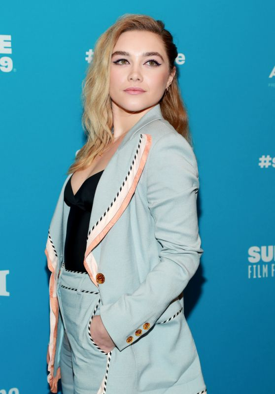 """Florence Pugh - """"Fighting with My Family"""" Special Screening & Premiere at The Sundance Film Festival"""