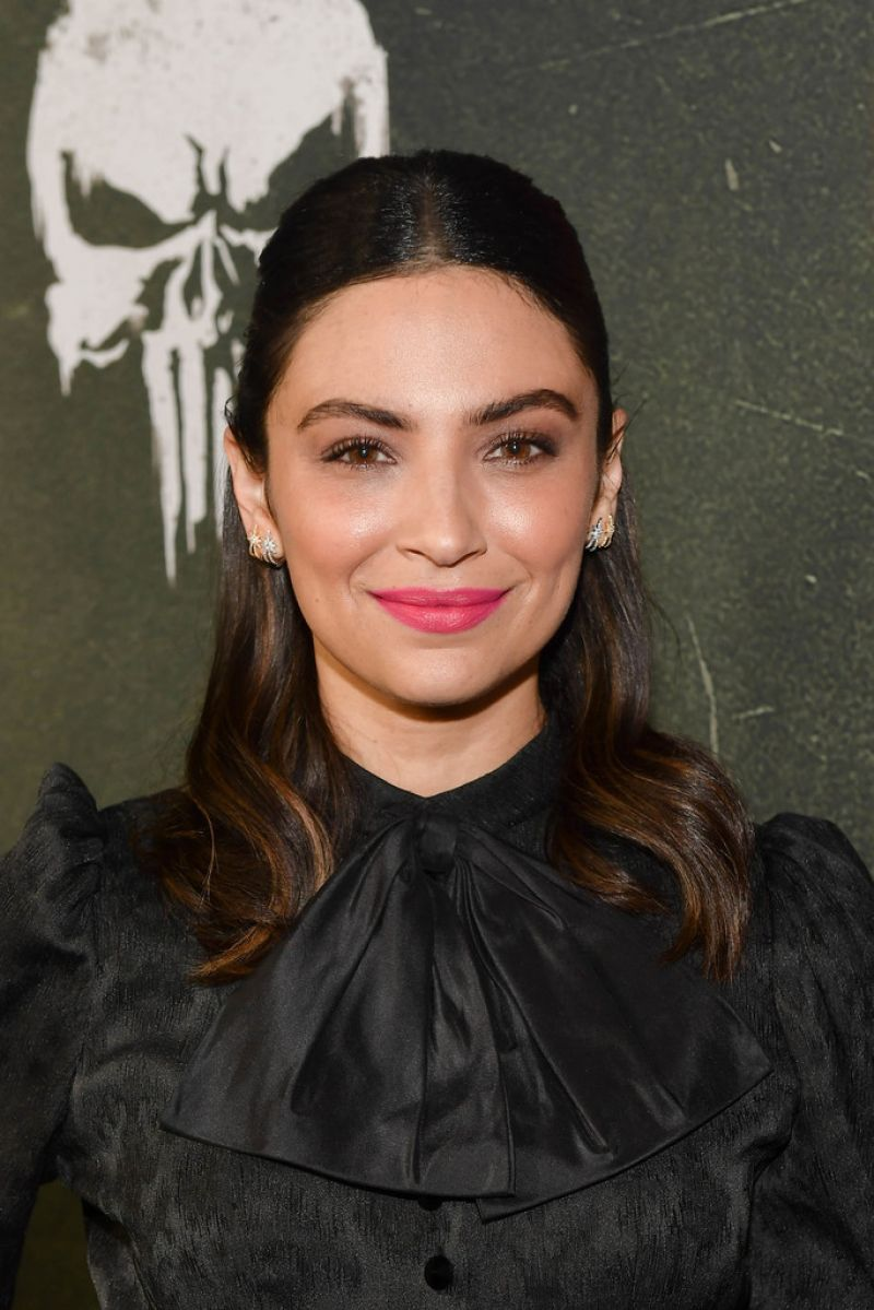 Floriana Lima The Punisher Season 2 Premiere In La