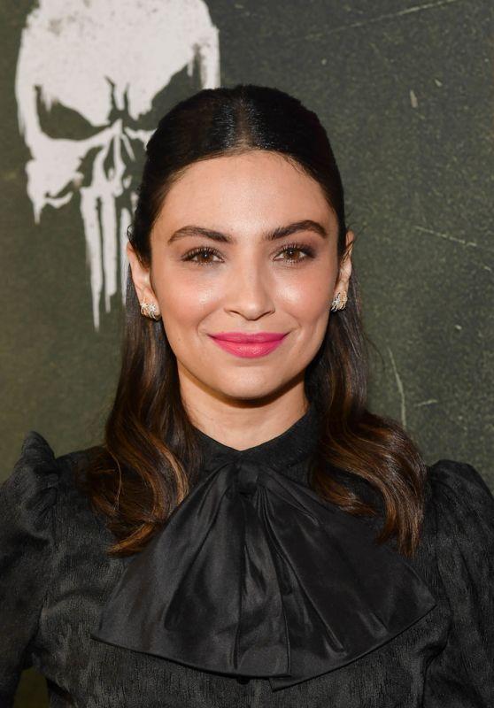 "Floriana Lima – ""The Punisher"" Season 2 Premiere in LA"