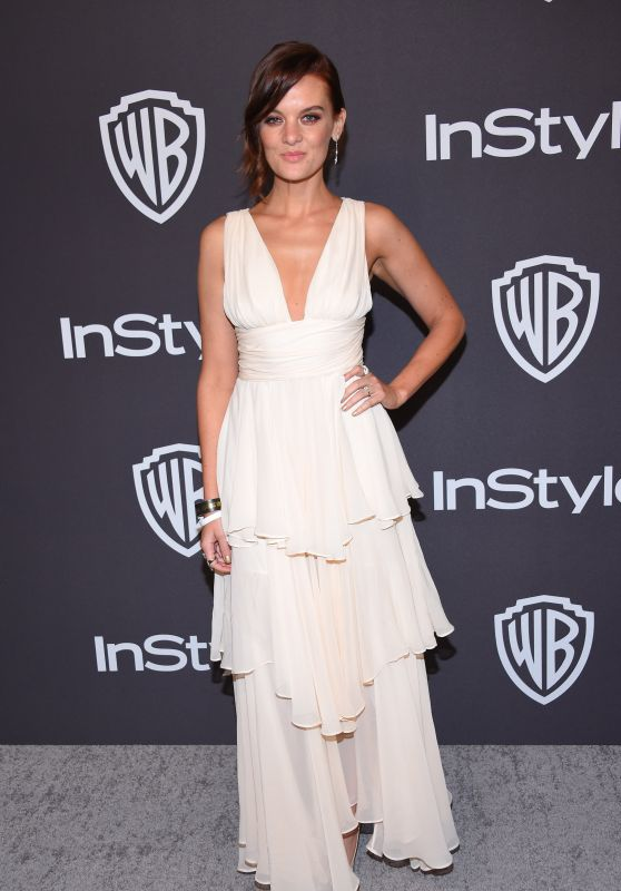 Frankie Shaw – InStyle and Warner Bros Golden Globe 2019 After Party