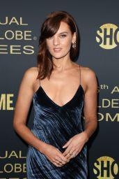 Frankie Shaw - Showtime 2019 Golden Globes Nominees Celebration