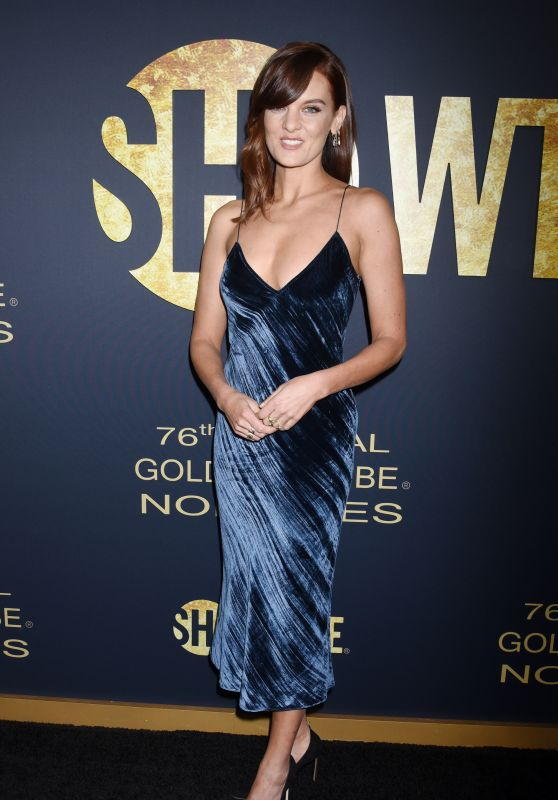 Frankie Shaw - Showtime 2019 Golden Globes Nominees Celebration