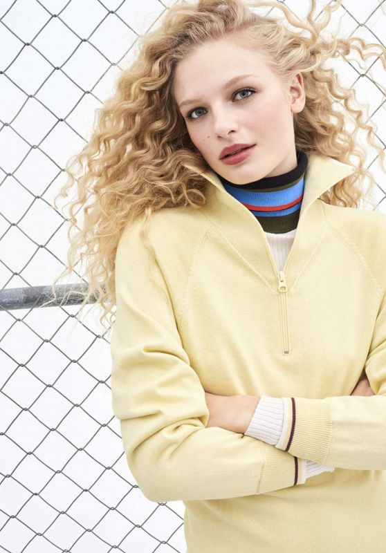 Frederikke Sofie - Net-A-Porter January 2019 Photoshoot