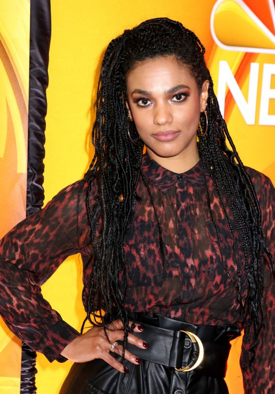 Freema Agyeman – NBC's NY Mid Season Press Junket 01/24/2019