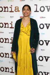 "Freida Pinto – ""Love Sonia"" Premiere in London"