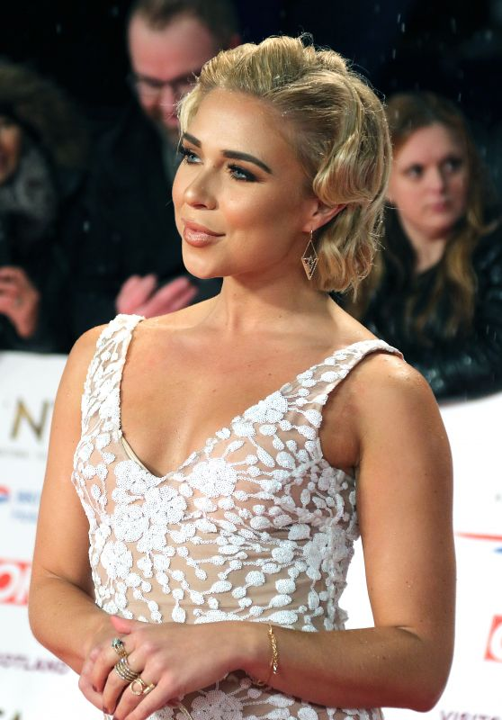 Gabby Allen – National Television Awards 2019