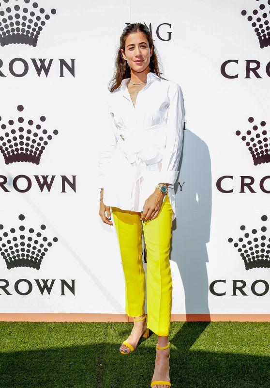 Garbine Muguruza – Crown IMG Tennis Party in Melbourne 01/13/2019