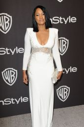 Garcelle Beauvais – InStyle and Warner Bros Golden Globe 2019 After Party