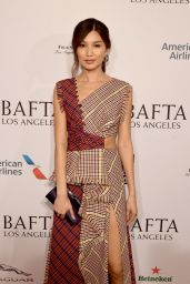 Gemma Chan – BAFTA Tea Party in LA 01/05/2019
