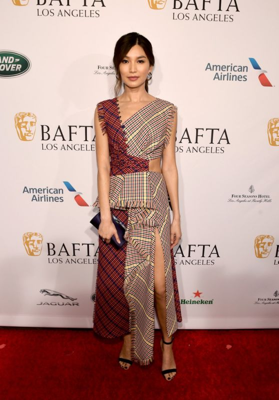 Gemma Chan – BAFTA Tea Party in LA 01/05/2019