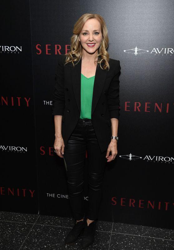 """Geneva Carr – """"Serenity"""" Premiere in New York"""