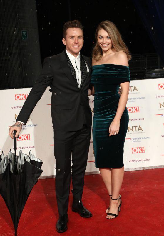 Georgia Horsley – National Television Awards 2019