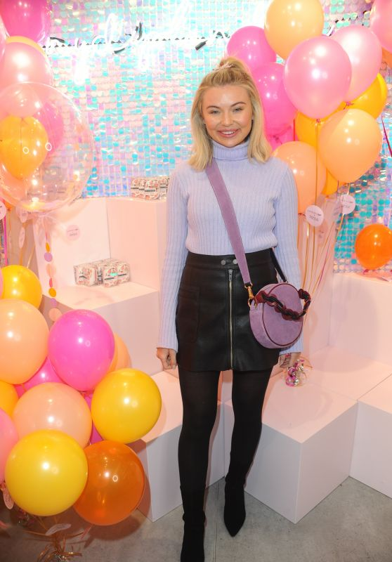 Georgia Toffolo – Skinnydip London x Tangle Teezer Party