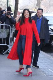 Gina Rodriguez at The View in NYC 01/22/2019