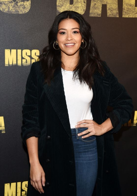"Gina Rodriguez - ""Miss Bala"" Photocall in West Hollywood"
