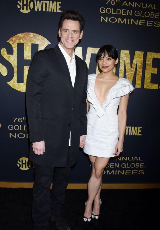 Ginger Gonzaga – Showtime 2019 Golden Globes Nominees Celebration