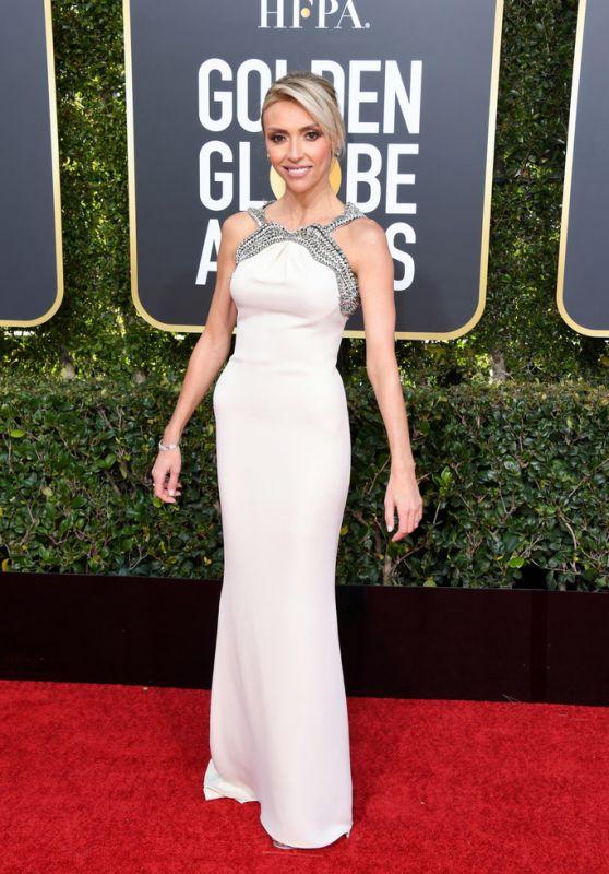 Giuliana Rancic – 2019 Golden Globe Awards Red Carpet