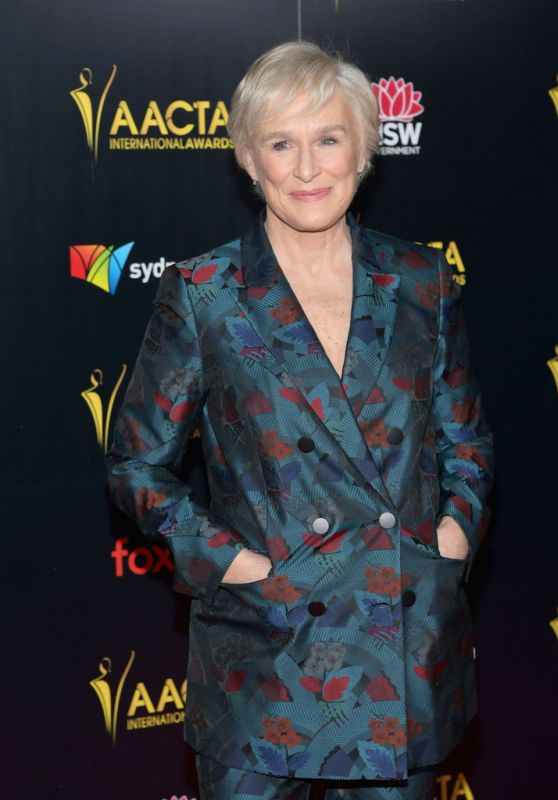 Glenn Close – 2019 AACTA International Awards