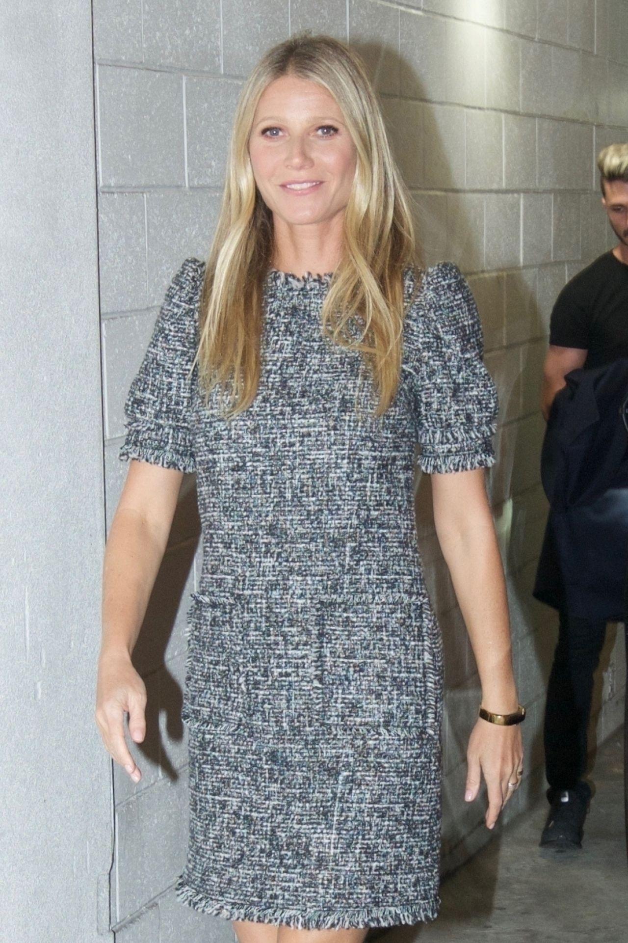 Gwyneth Paltrow Street Style 2019