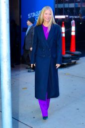 Gwyneth Paltrow - GMA in NY 01/09/2019