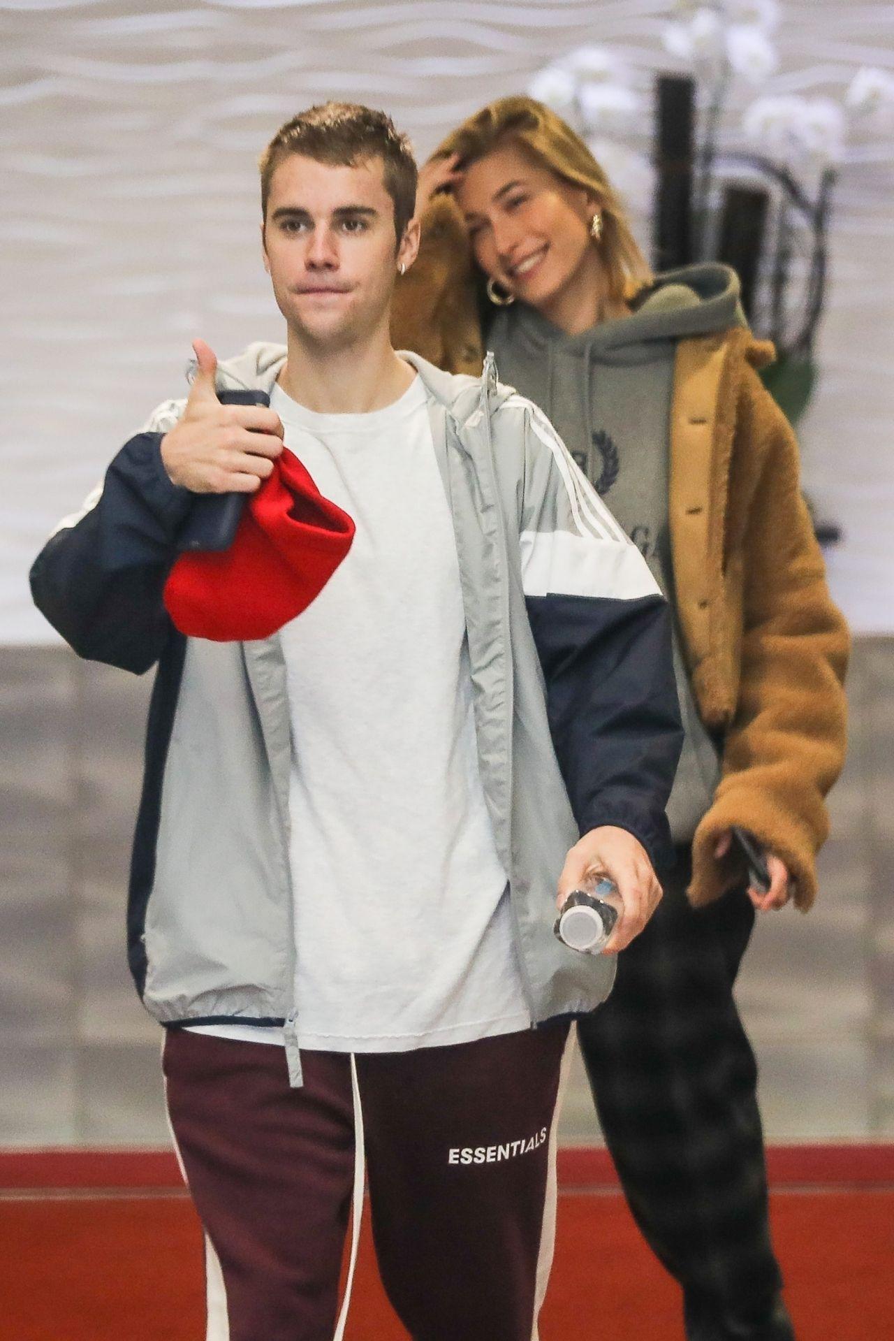 Justin Bieber Und Hailey