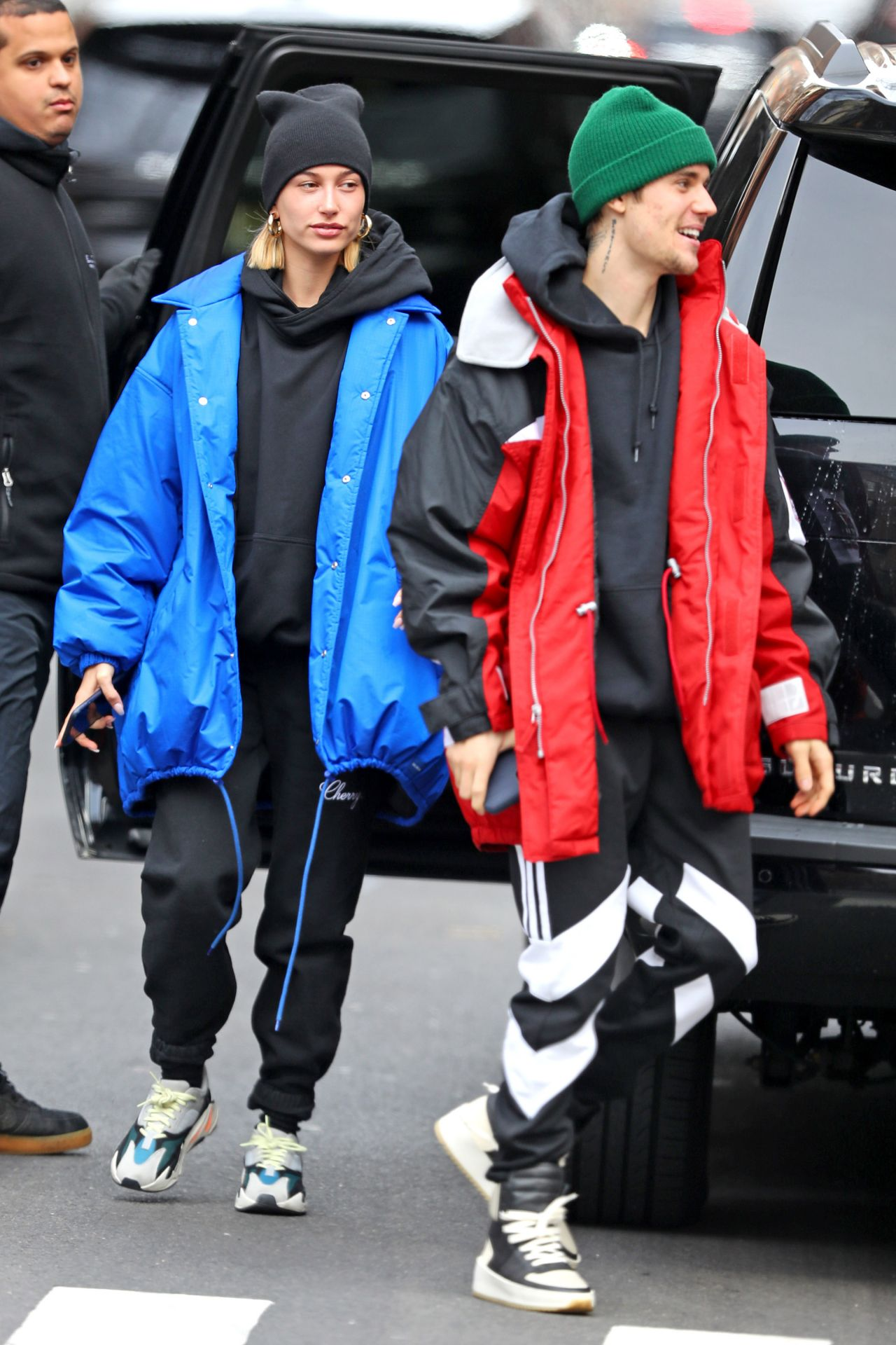 Hailey Rhode Bieber and Justin Bieber - Out in New York 01