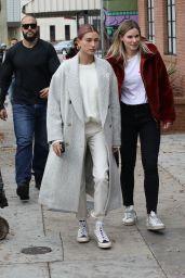 Hailey Rhode Bieber Street Fashion 01/13/2019
