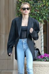Hailey Rhode Bieber Street Style 01/10/2019