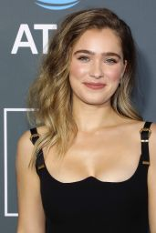 Haley Lu Richardson – 2019 Critics' Choice Awards
