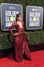 Halle Berry – 2019 Golden Globe Awards Red Carpet