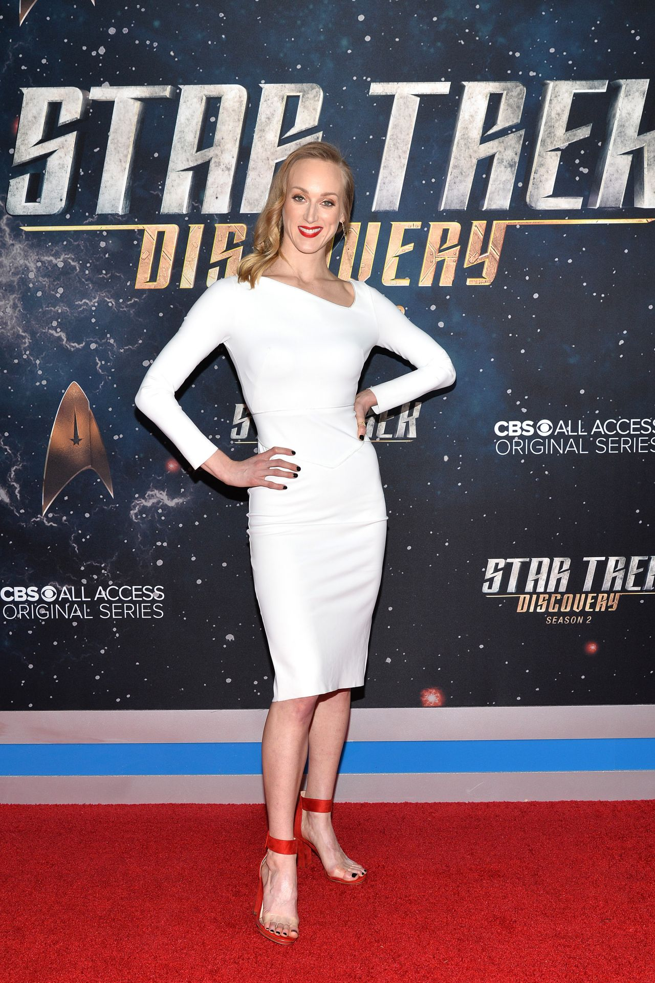 Hannah Cheesman Star Trek Discovery Season 2 Premiere