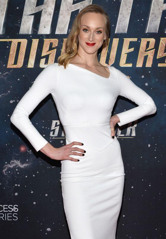 "Hannah Cheesman – ""Star Trek: Discovery"" Season 2 Premiere in NYC"