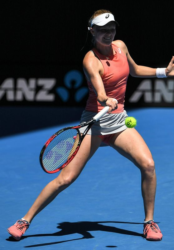Harriet Dart – Australian Open 01/14/2019