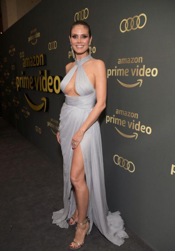 Heidi Klum – Amazon Prime Video's Golden Globe 2019 Awards After Party