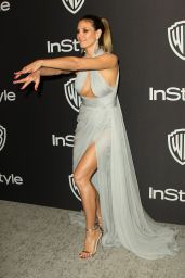 Heidi Klum – InStyle and Warner Bros Golden Globes 2019 After Party
