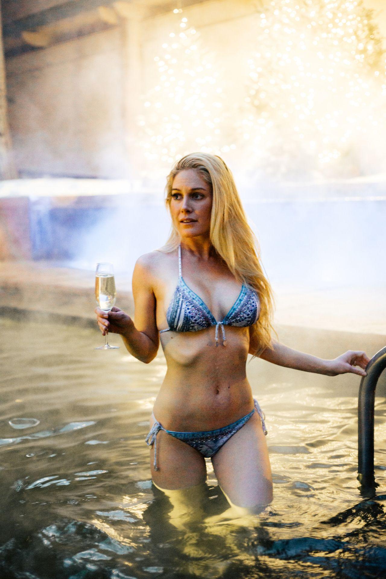 Heidi Pratt In Bikini 01 09 2019
