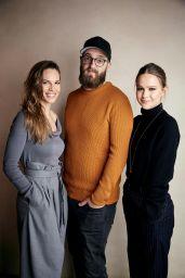 "Hilary Swank – ""I Am Mother"" Portrait Session at the 2019 Sundance Film Festival"