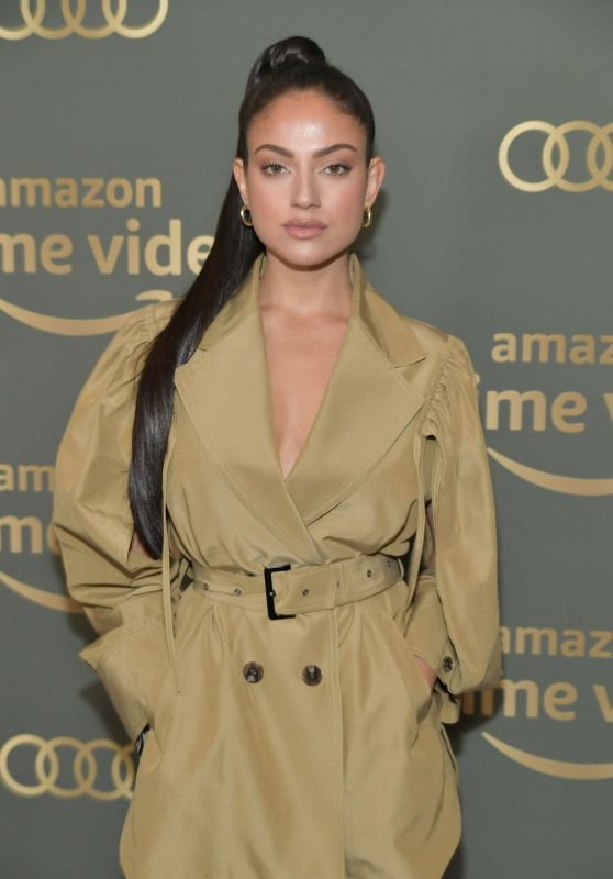 Inanna Sarkis – Amazon Prime Video's Golden Globe 2019 Awards After Party